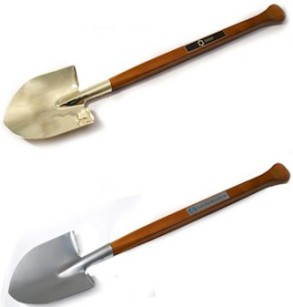 Ceremonial Paddle (Oar) Shovel